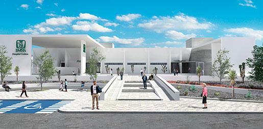 Cedros Hospital, Zacatecas.