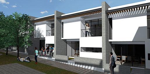 Arbide housing complex