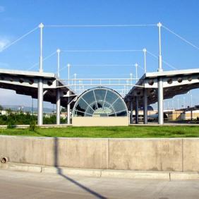 Estación Norte Sistema Integral de Transporte León