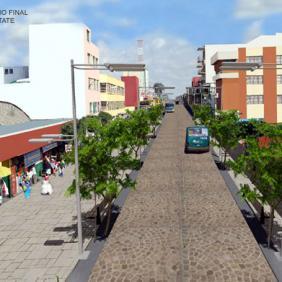 Imagen Urbana Miguel Alemán
