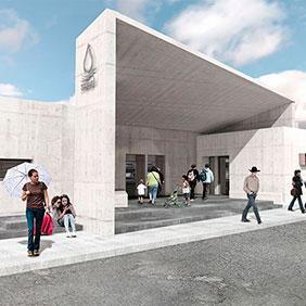 Centro de operación SAPAL Santa Rosa