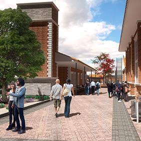 Centro de Impulso Social Puerto Interior