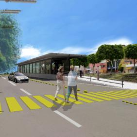 Estudio para BRT Querétaro