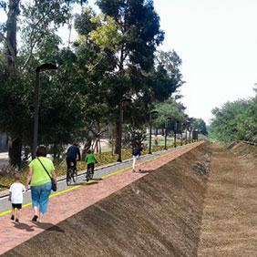 Parque Lineal El Saltillo