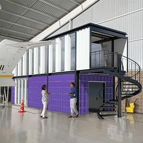 Oficinas Hangar BJX